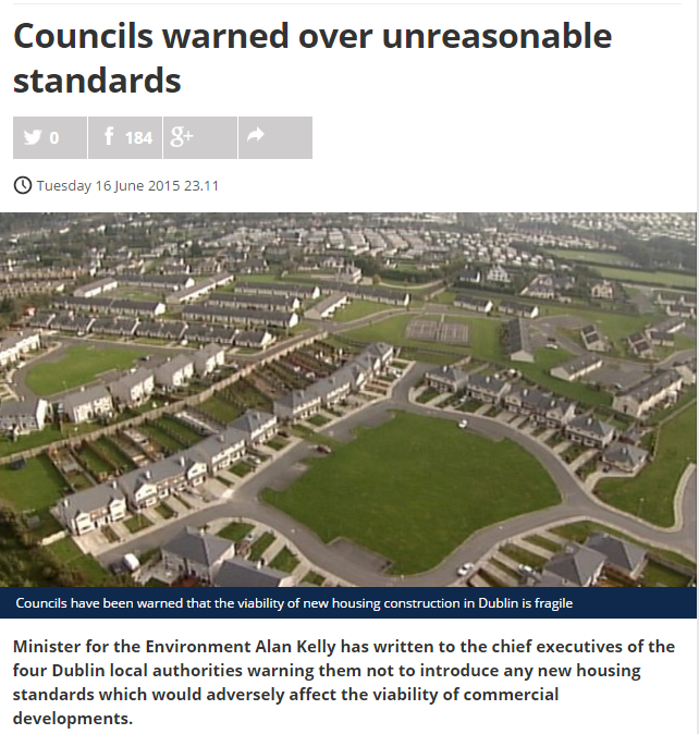 Councils warned