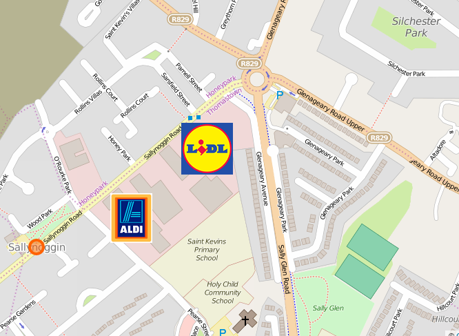 ALDI finally approved for Sallynoggin – Lidl now unlikely