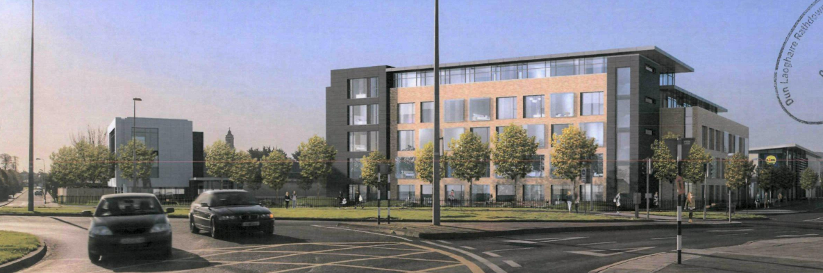 Nursing Home and Lidl approved for Sallynoggin