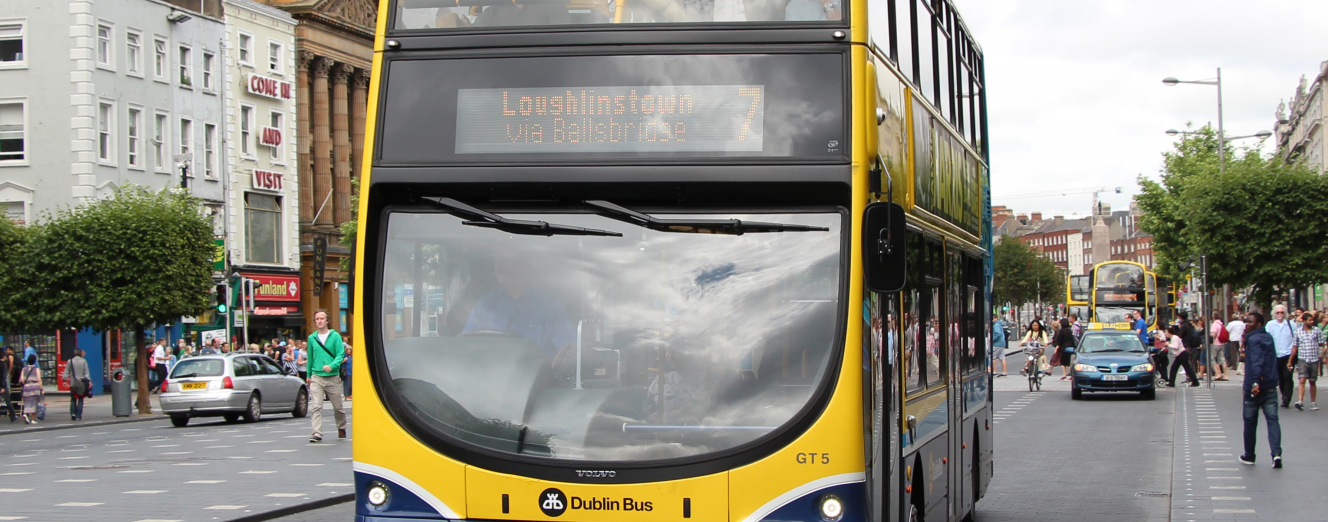 Latest changes proposed for bus routes around Dún Laoghaire