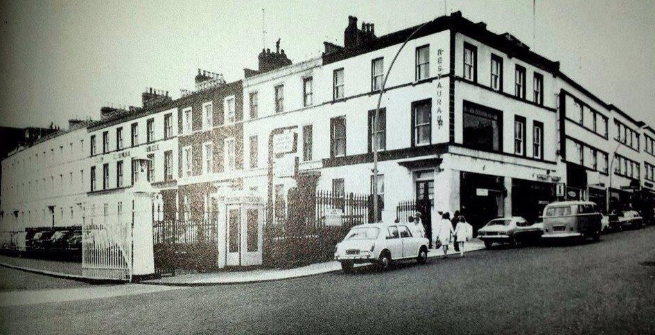 Marine Road- Gresham Terrace junction