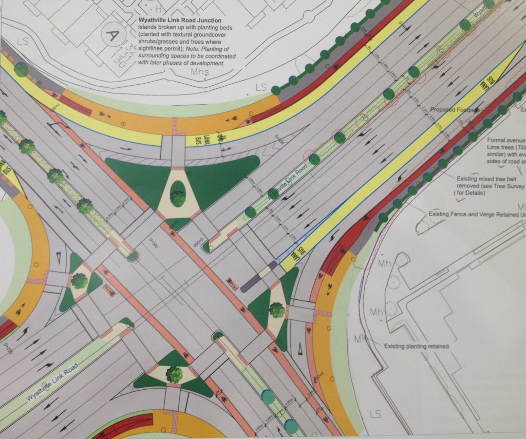 Roundabout replacement